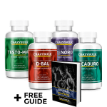 Legal Steroid Bulking Stack: CrazyBulk's Bulking Stack Review