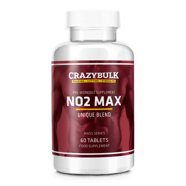 NO.2 MAX (NATURAL NITRIC OXIDE)