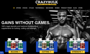 crazy bulk new official website