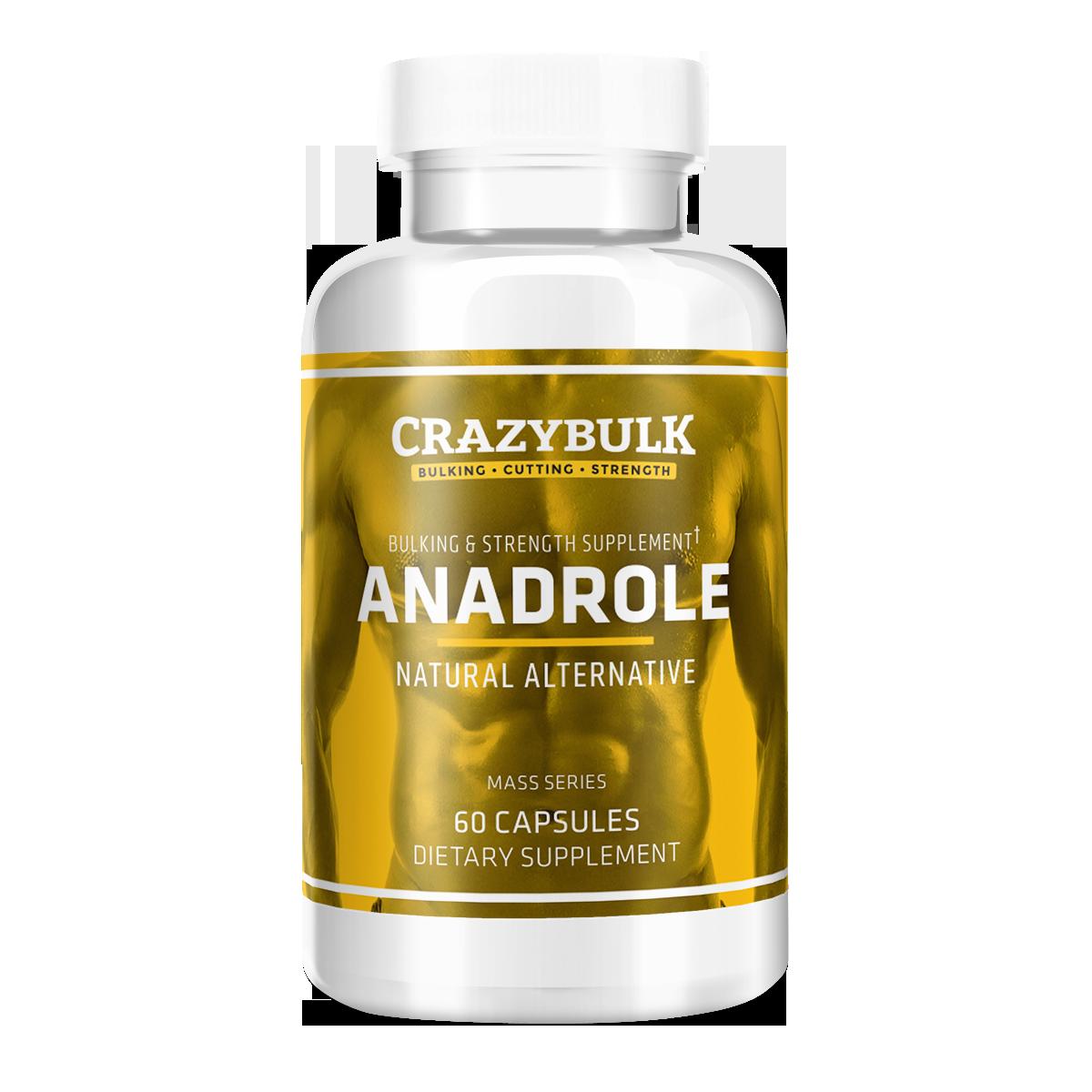 Anadrole (A-Drol)