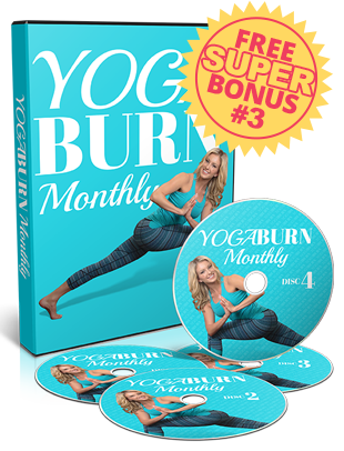 Yoga Burn Monthly super bonus