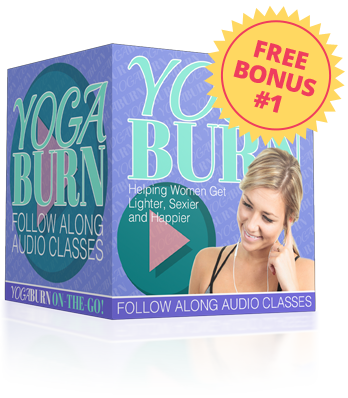 follow along audio classes bonus yoga burn