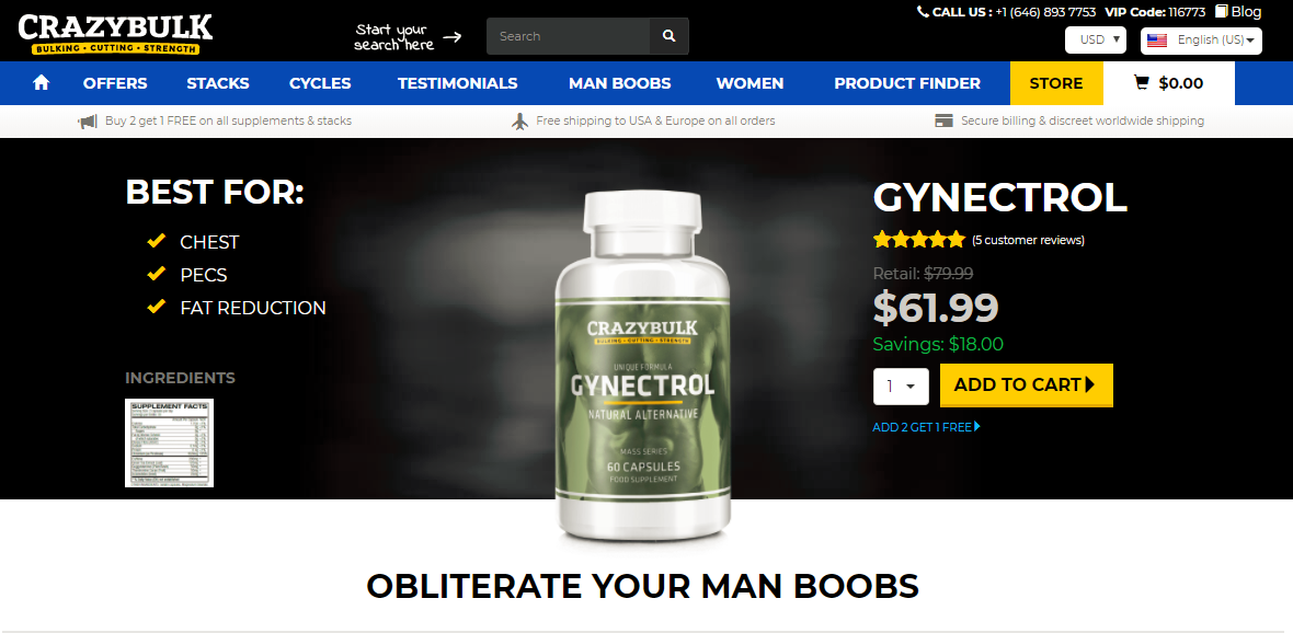 gynectrol new official website