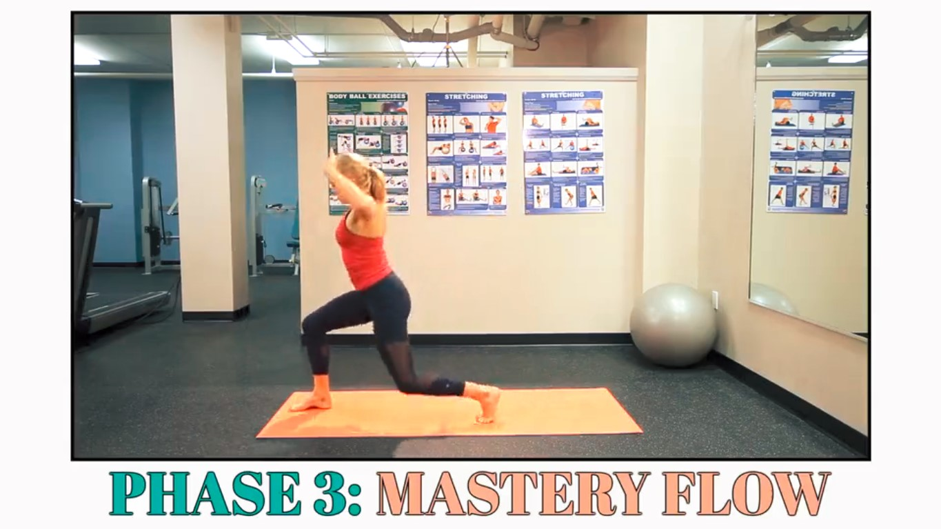 phase 3 mastery flow
