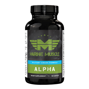 marine muscle alpha