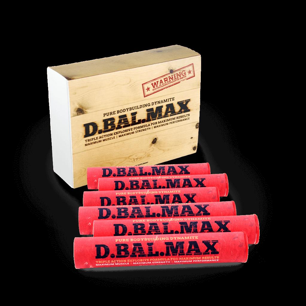 D Bal Max 3 Months Supply