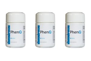 PhenQ 3 bottles top rated fat burner review