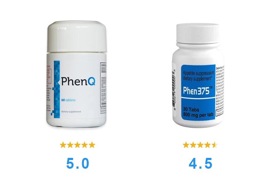 PhenQ Vs. Phen375 Ratings of my Review