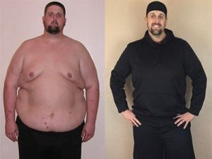 alex lost 51 lbs in 6 months using ph.375