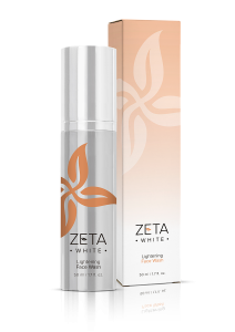 zeta Lightening Face Wash