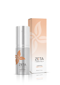 zeta Lightening Night Cream