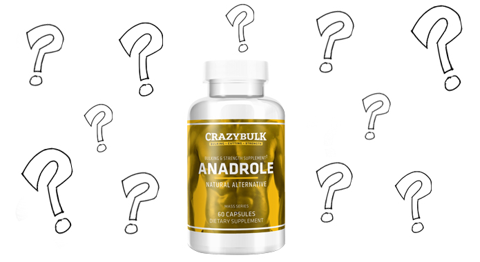 Anadrole frequently asked questions