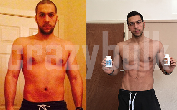 Mohamad-before-after