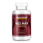 NO2 Max Review by Crazy Bulk – Is it the Best Nitric Oxide Booster