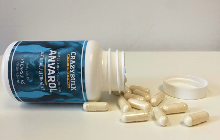 anvarol capsules