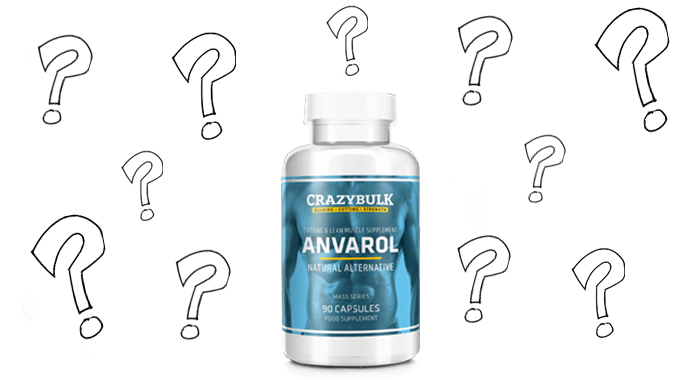 anvarol frequently asked questions FAQs