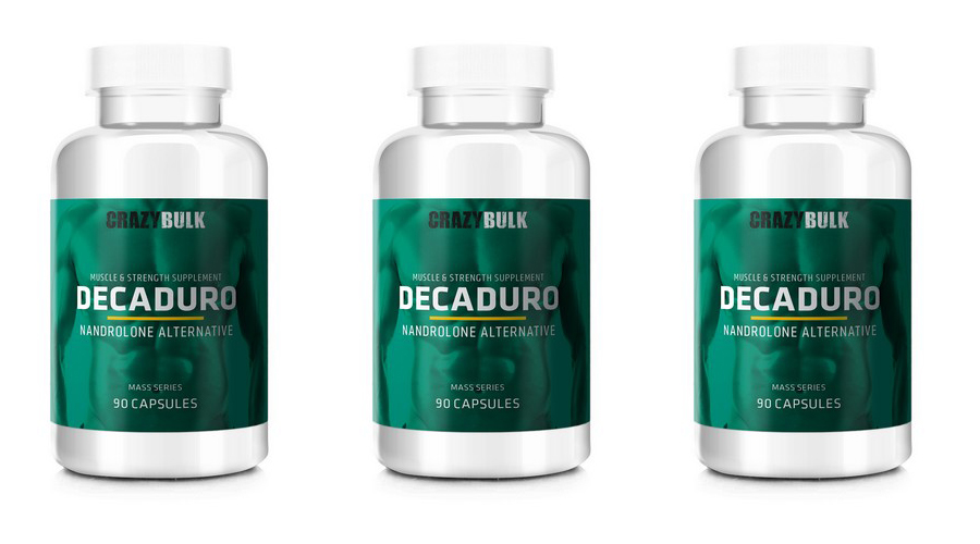 decaduro bottles