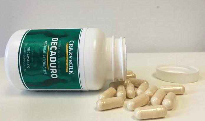 decaduro capsules