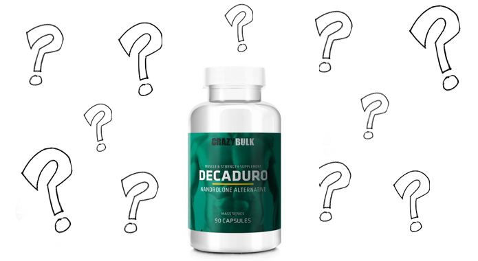 decaduro frequently asked questions