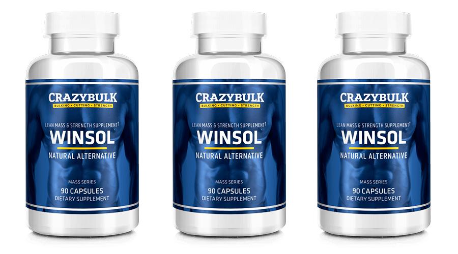 winsol bottles