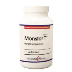 Monster T (top herbal testosterone booster 2019)