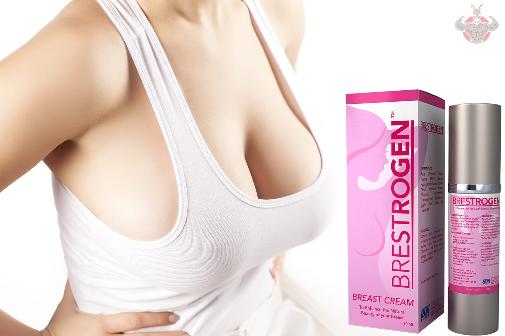 Image result for Brestrogen Will Help You Get Rid Of Small Breasts