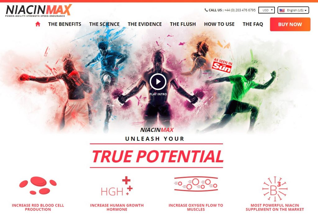 niacinmax new official website