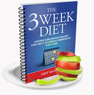 the 3 week diet system book