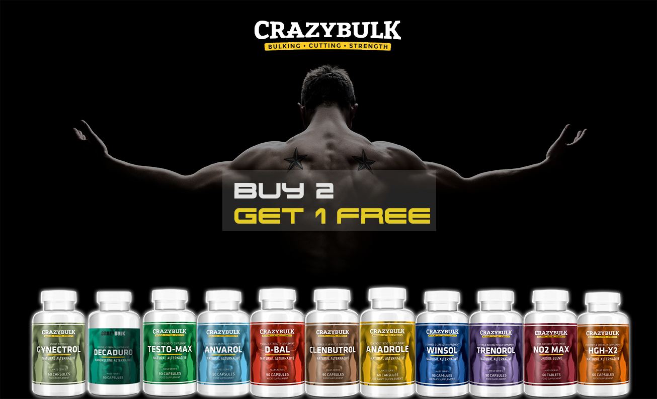 crazy bulk review 11 bottles of legal steroid alternatives and supplements