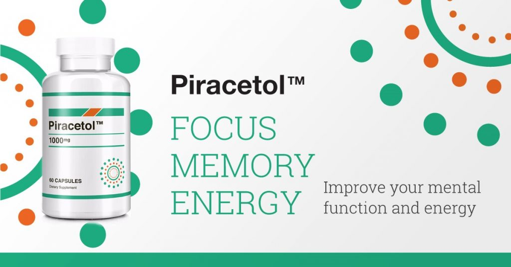 focus memory energy piracetol