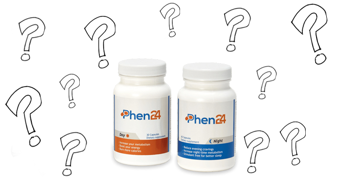 Frequently asked Questions Phen24