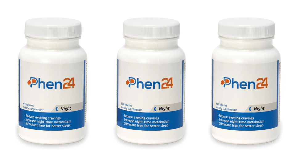 3 bottles of phen24