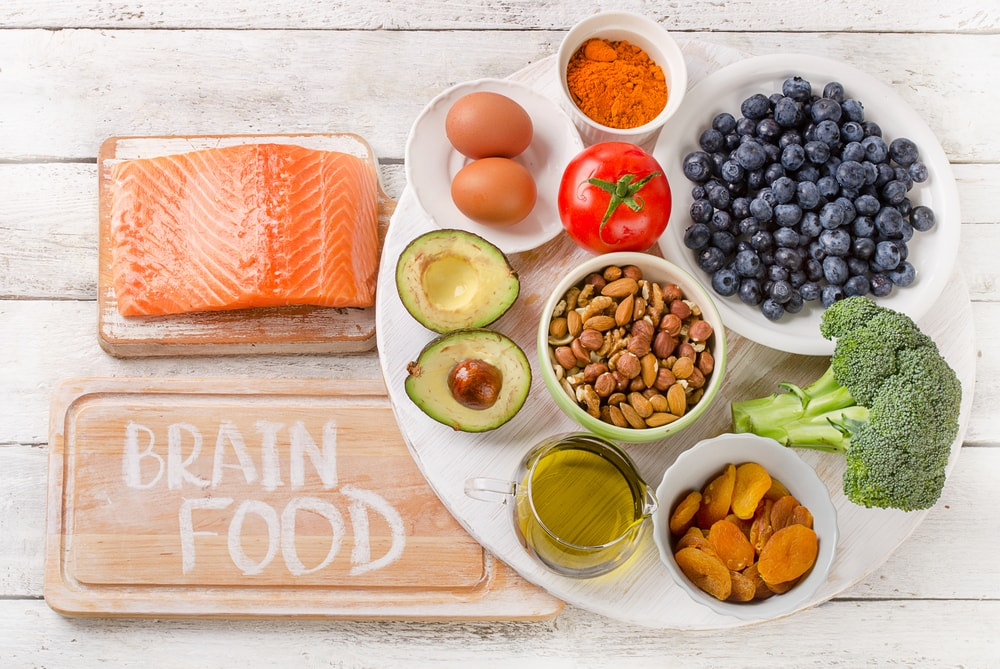 brain boosting vitamins food