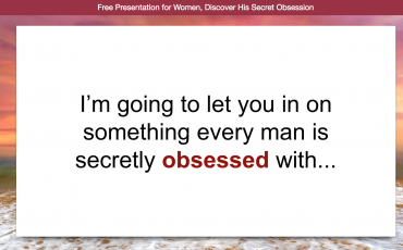 his secret obsession official website
