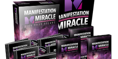 manifestation miracle book DVDs