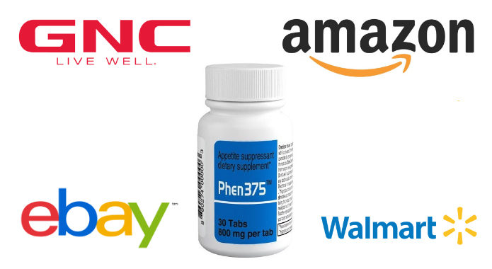 phen375-bottle-GNC-Amazon-eBay-Walmart