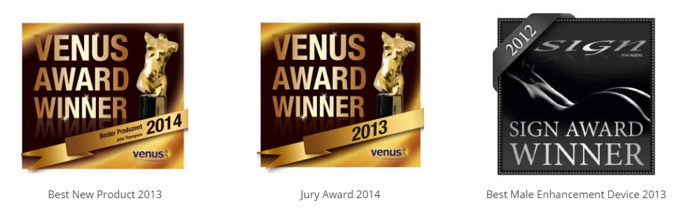 venus award winner 2013 and 2014